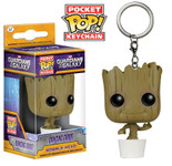 Baby Groot - Guardians of the Galaxy - Pop! Vinyl Pocket Pop Keychain