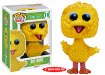 Big Bird - Sesame Street - Pop! Sesame Street Vinyl Figure