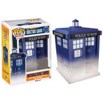 Doctor Who - Materializing Tardis 6 Inch - POP! Television Vinyl Figure