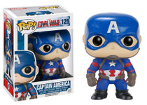 Captain America - Captain America 3 Civil War - POP! Marvel Vinyl Figure