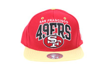 San Francisco 49ers Arch Snapback Hat