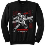 Retro Kings The Greatest Ever Team Black Crewneck Jersey