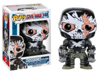 Crossbones Cracked Mask US Exclusive - Captain America 3 Civil War - POP! Marvel Vinyl Figure