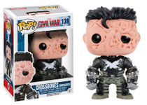 Crossbones Unmasked US Exclusive - Captain America 3 Civil War - POP! Marvel Vinyl Figure