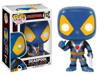 Deadpool - X-Men Blue & Yellow US Exclusive Pop! MARVEL Vinyl Figure