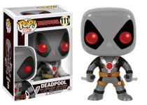 Deadpool - X-Force Grey Suit US Exclusive Pop! MARVEL Vinyl Figure