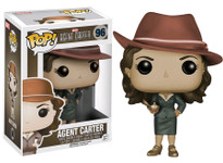 Agent Carter - Sepia US Exclusive - POP! Marvel Vinyl Figure