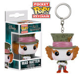 Alice in Wonderland - Mad Hatter US Exclusive Pocket Pop! Keychain