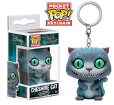Alice in Wonderland - Cheshire Cat US Exclusive Pocket Pop! Keychain