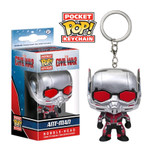 Captain America 3: Civil War - Ant-Man Pocket Pop! Keychain