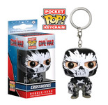 Captain America 3: Civil War - Crossbones Pocket Pop! Keychain