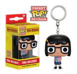 Bob's Burgers - Tina Belcher - Pocket Pop! Keychain