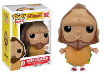 Bob's Burgers - Beefsquatch  - POP! Animation Vinyl Figure