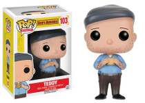 Bob's Burgers - Teddy - POP! Animation Vinyl Figure