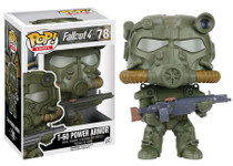 Copy of Fallout 4 - T-60 Power Armour Green US Exclusive Pop! Games Vinyl Figure