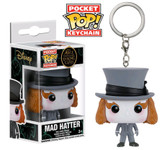 Alice Through the Looking Glass - Mad Hatter - Pocket Pop! Keychain