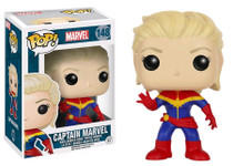 Captain Marvel - Pop! Vinyl Marvel Figure