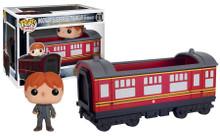 Ron Weasley - Hogwarts Traincar Pop! Movies Vinyl Figure