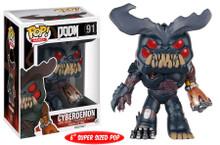 Doom - Cyberdemon Pop! Games Vinyl Figure