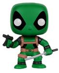 Deadpool Solo (Green) Pop! MARVEL Vinyl Figure