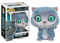 Cheshire Cat Flocked US Exclusive - Alice in Wonderland - Pop! Movies Vinyl Figure