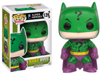 Batman Impopsters - The Riddler - Pop! Heroes Vinyl Figure