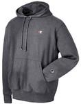 Champion Reverse Weave Dark Grey Hoodie Pullover Jersey