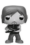 Black and White Exclusive Daryl - The Walking Dead  - Pop! Vinyl Television Figure