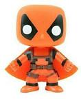 Deadpool - Stingray Orange Exclusive Pop! MARVEL Vinyl Figure