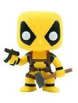 Deadpool - Slapstick Yellow Exclusive Pop! MARVEL Vinyl Figure
