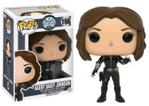 Agents of Shield - Agent Daisy 'Quake' Johnson Pop! Vinyl Figure