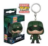 The Green Arrow Pocket Pop Keychain - Arrow - POP! Television Vinyl Figure