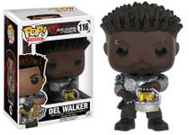Gears of War - Del Walker Armoured - Pop Games Vinyl Figure