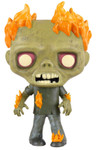Burning Walker - The Walking Dead - SDCC Exclusive - Pop! Vinyl Figure