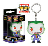 Batman - Joker Glow In The Dark Exclusive Pocket Pop! Keychain