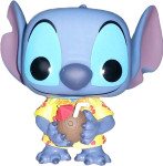 Aloha US Exclusive Stitch from Lilo and Stitch - Pop! Movies Vinyl Figure