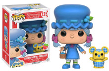Blueberry Muffin & Cheesecake Scented  - Strawberry Shortcake  -  Pop! Vinyl Figure