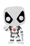 Black & White SDCC Exclusive Deadpool Thumbs Up Pop! MARVEL Vinyl Figure