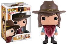 Carl Grimes with Poncho - The Walking Dead  - Pop! Vinyl Television Figure