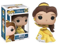 Belle with Ball Gown - Beauty and the Beast - Pop! Movies Vinyl Figure