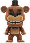 Flocked Freddy - Five Nights at Freddy's - Pop! Vinyl Figure