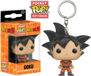 Goku - DBZ - Pocket Pop! Keychain