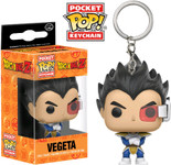 Vegeta - DBZ - Pocket Pop! Keychain