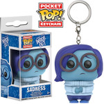 Sadness - Inside Out - Pocket Pop! Keychain