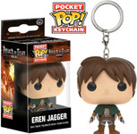 Attack on Titan - Eren Jaeger Pocket Pop! Key Chain