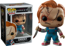 Bride of Chucky - Scarred Chucky US Exclusive Pop! Vinyl Figure