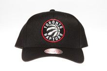 Toronto Raptors Flex-Fit Mitchell & Ness NBA Snapback Hat