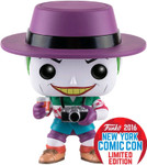 "Batman - Joker ""Killing Joke"" NYCC 2016 US Exclusive Pop! Vinyl Figure"