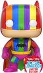 Batman - Batman Rainbow NYCC 2016 US Exclusive Pop! Vinyl Figure