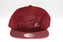 Cleveland Cavaliers Two-Tone Arch Mitchell & Ness Snapback Hat